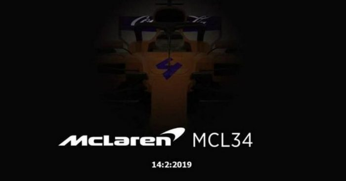 mclaren confirm leaked image was a fake | planetf1