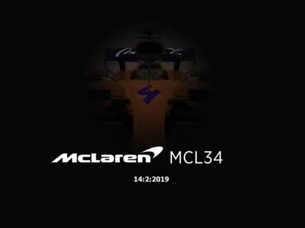McLaren car: Fake image