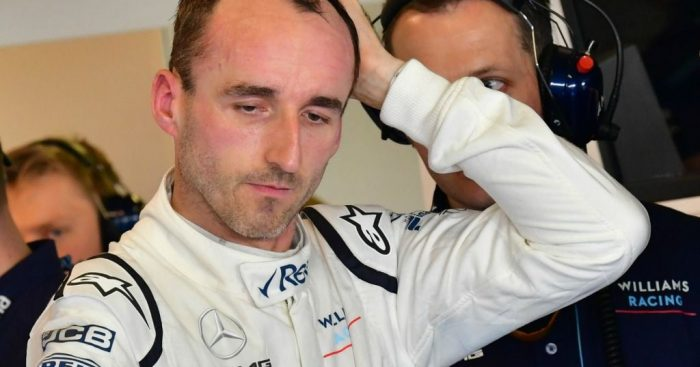 "Robert Kubica says he will feel like a ""rookie driver"" in Australia."