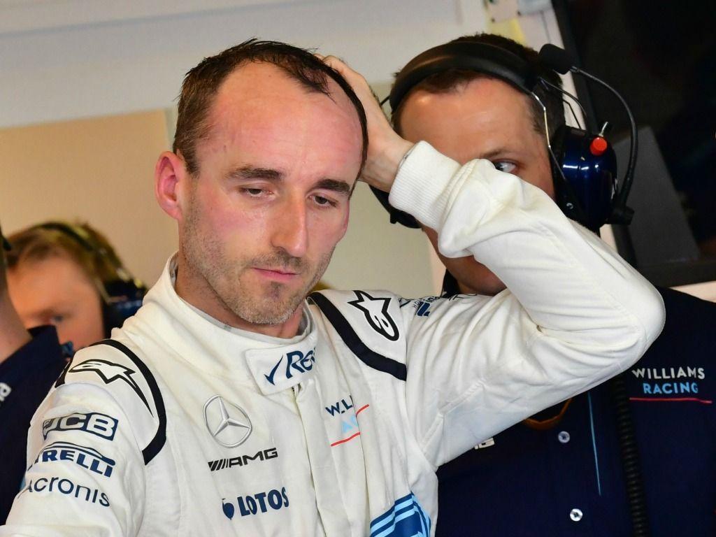 "Robert Kubica says he will feel like a ""rookie driver"" in Australia."