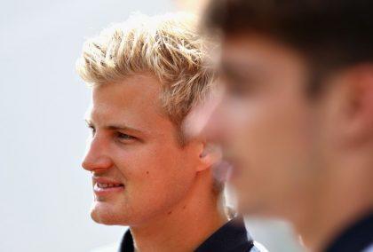 Marcus Ericsson hopes Charles Leclerc can make him look a better driver at Ferrari