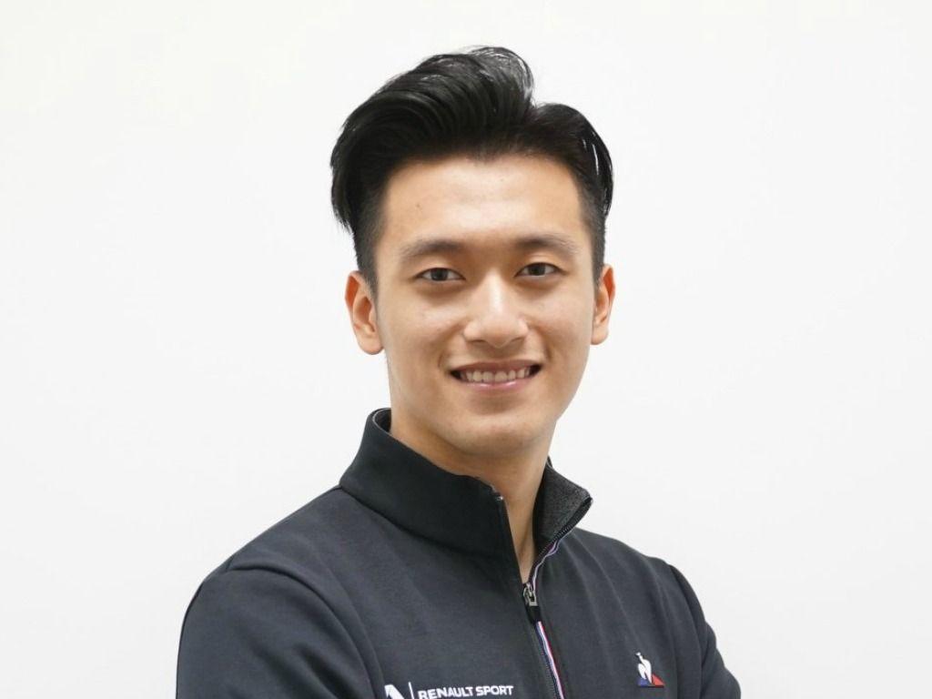 Renault snap up ex-Ferrari junior Guanyu Zhou