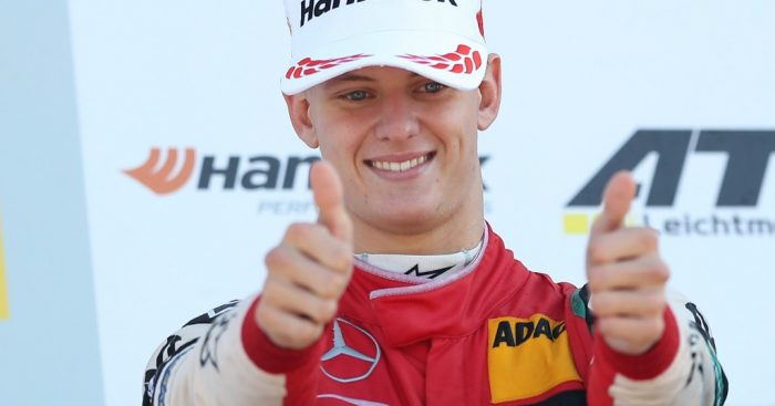 Mick Schumacher: Father and son combination