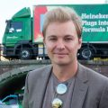 Nico Rosberg: Thinks F1 will turn electric