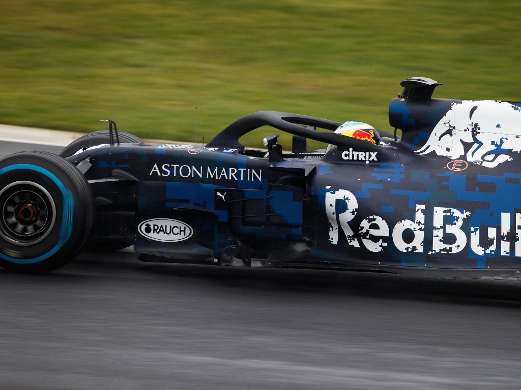 Red Bull opting for pre-season roll-out
