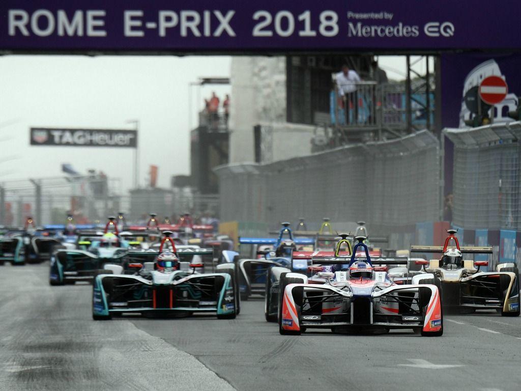 """Audi """"gain more"""" in Formula E than they would in """"Formula 1"""" - Lucas di Grassi."""