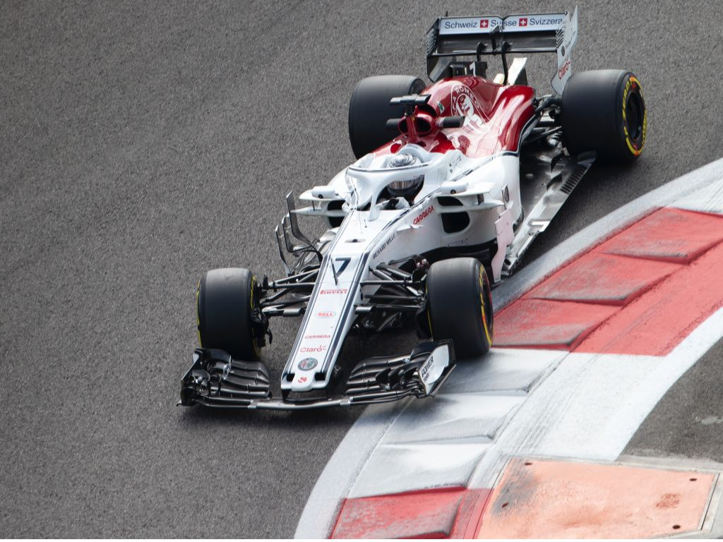 Kimi Raikkonen approached Sauber looking for the same enthusiasm he had for racing.