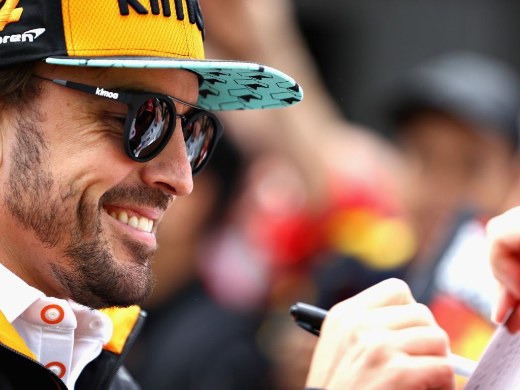 Fernando Alonso aims to do 'something unprecedented in motorsport'