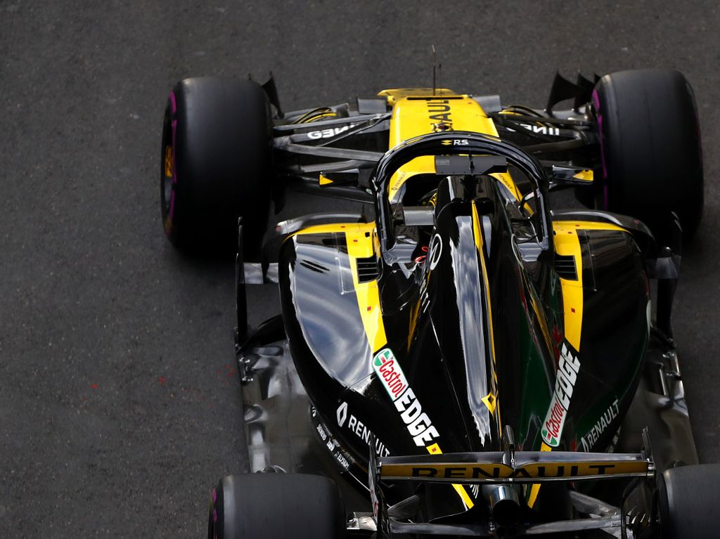 Renault: Compromise between fuel load and heavier car