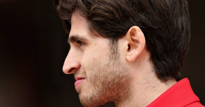 Antonio Giovinazzi: Could trouble Kimi Raikkonen