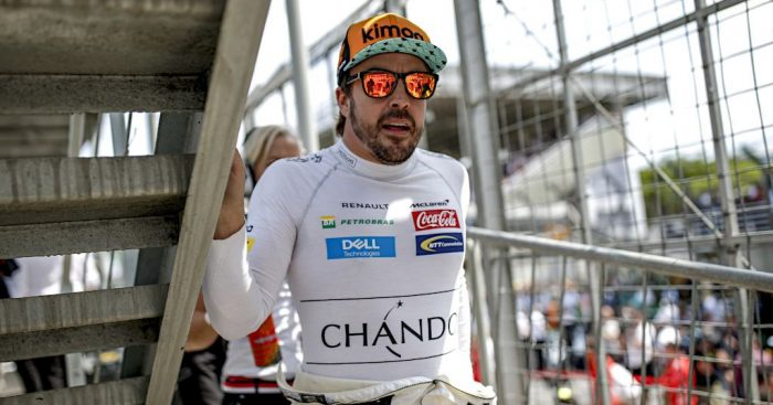 Extreme E wants Fernando Alonso and Lewis Hamilton