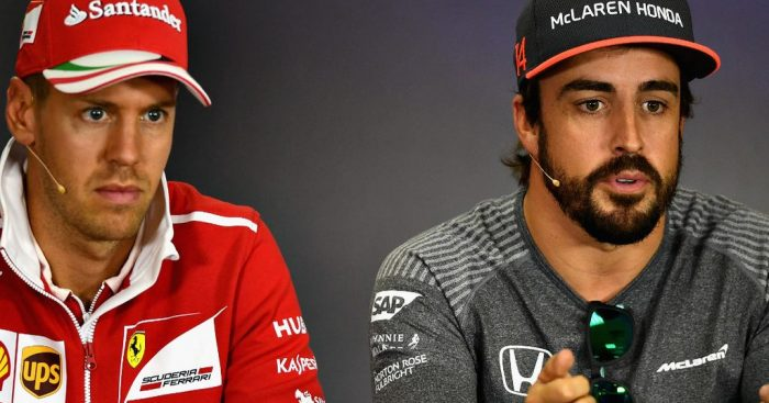 Fernando Alonso: Hard to say if I would have won in 2018 Ferrari