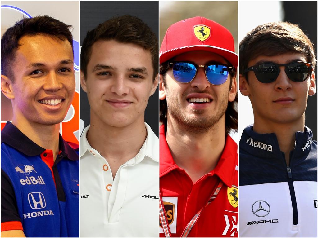 F1 rookie challenges