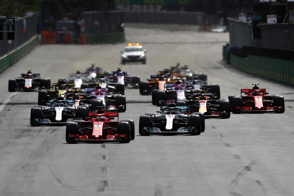 Azerbaijan GP secured until 2023.