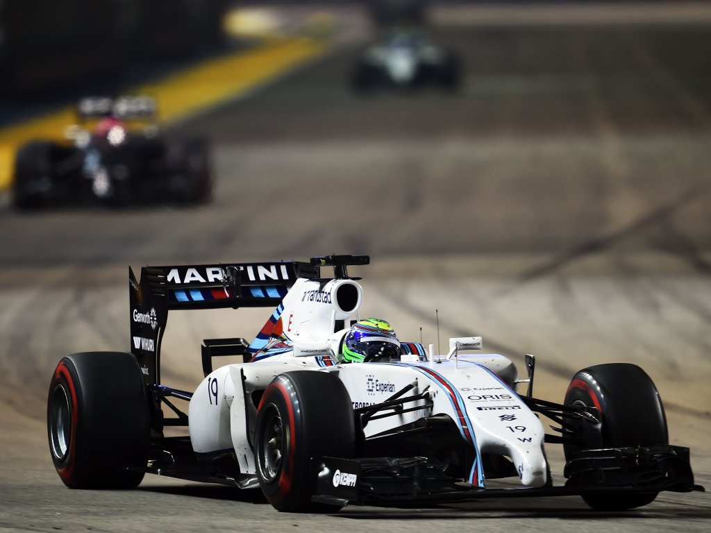 Felipe Massa 2014 Singapore Grand Prix