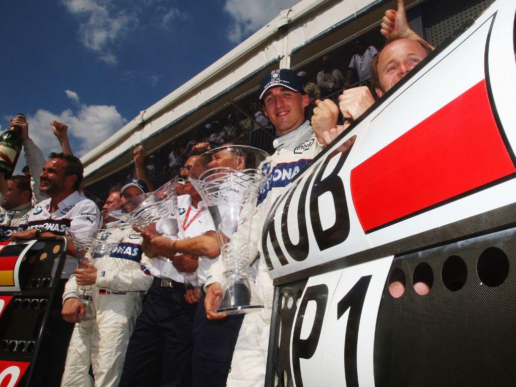 Sauber's five best moments in Formula 1