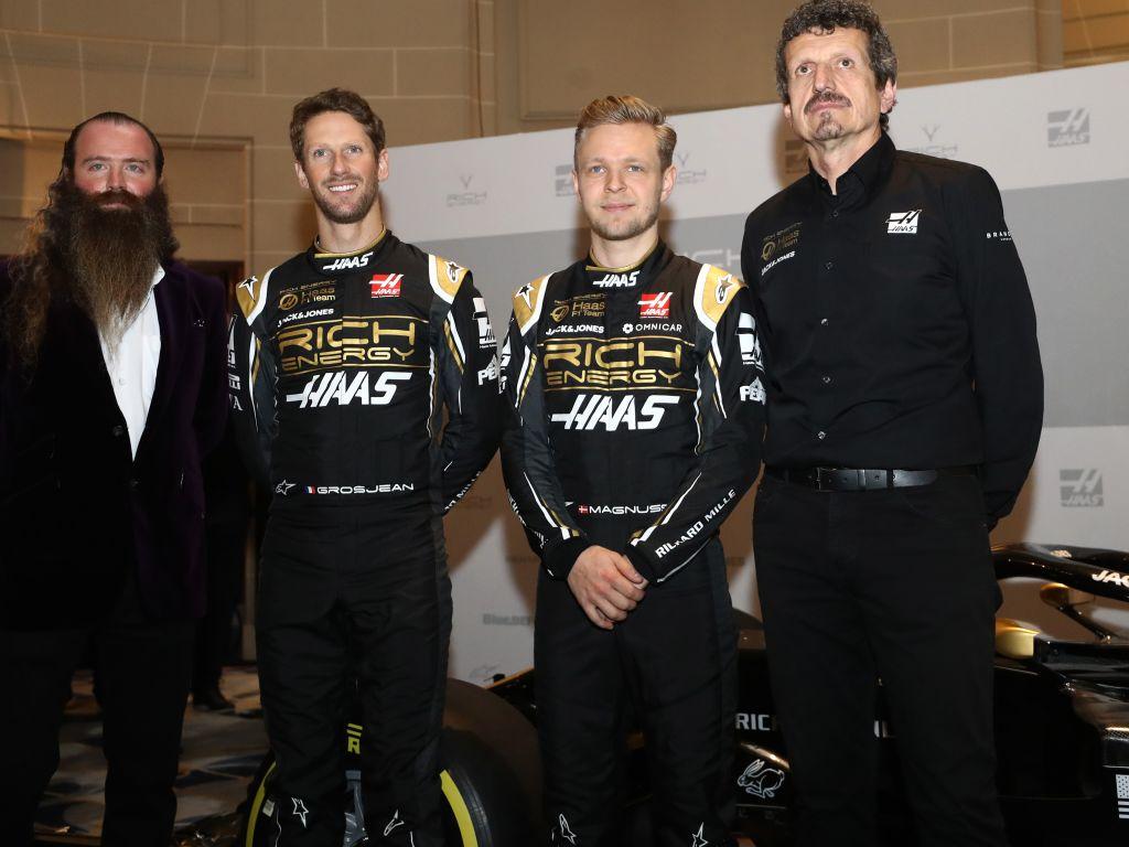 Haas launch 2019