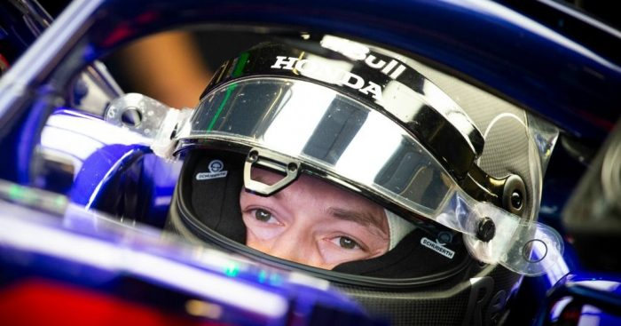 Daniil Kvyat: Last chance in F1