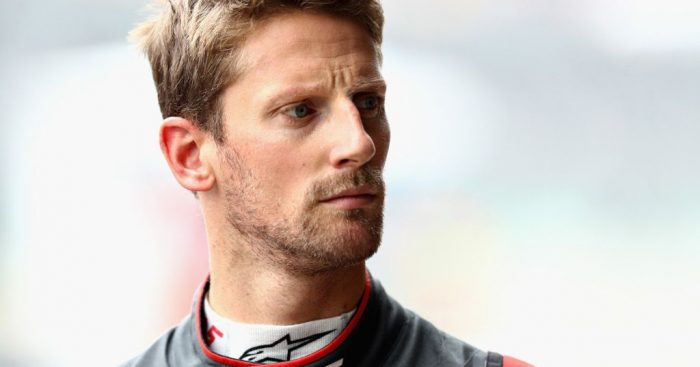 Romain Grosjean wants to see an end to F1's top three.