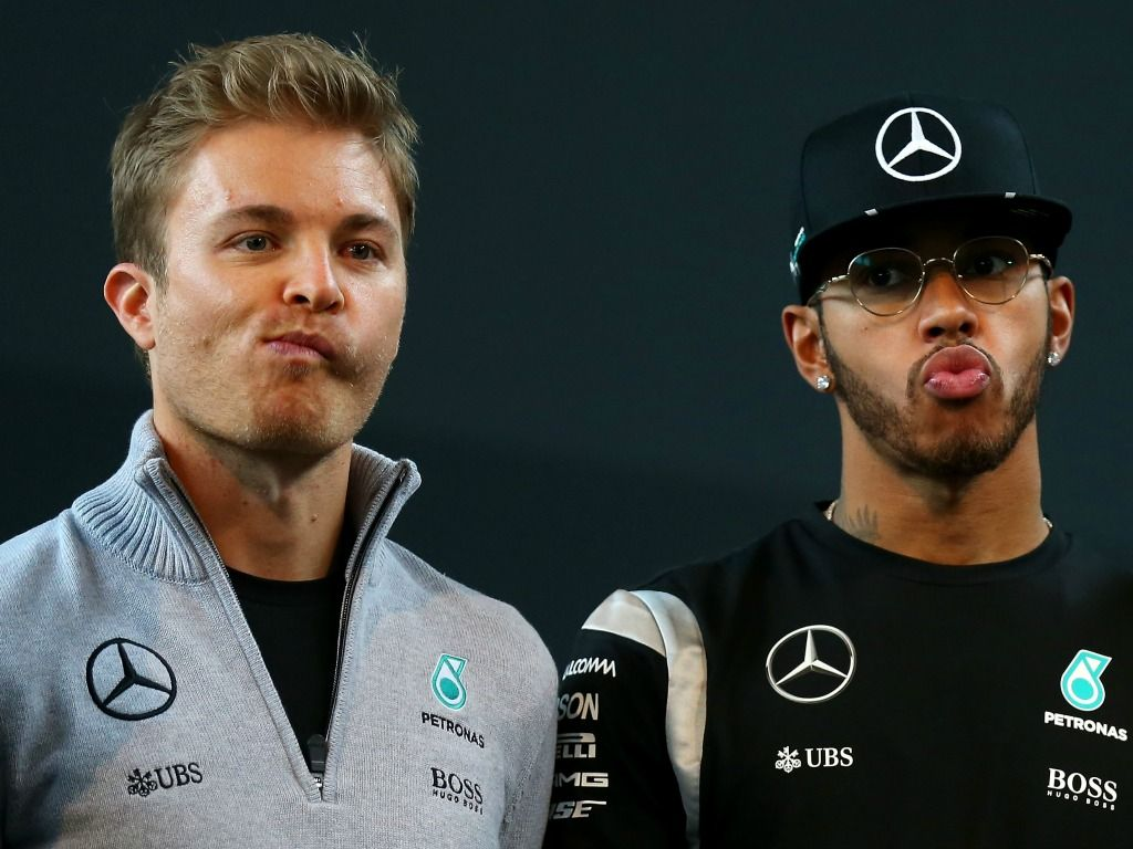 Nico Rosberg claims F1 sometimes scared him.