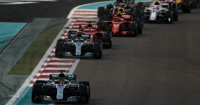 Formula 1: Middle East deal suffers setback