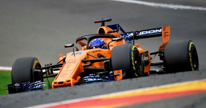McLaren: New partnership deal