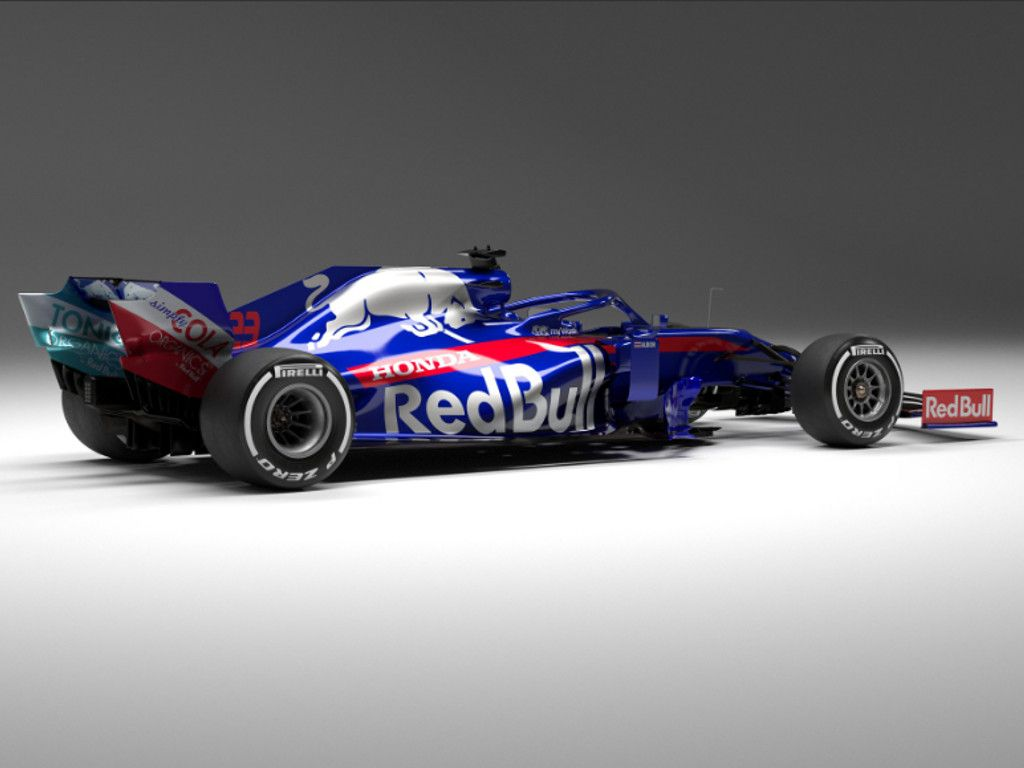 'Most' of STR14 based on last year's Red Bull