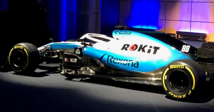 ROKiT: Williams Announce ROKiT Partnership, Reveal New Colours