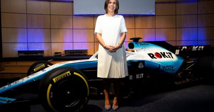 Claire Williams: Frank would have fired me if...