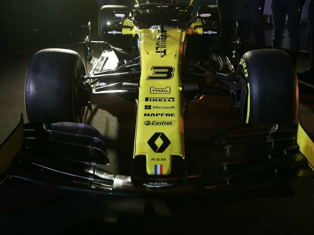 Renault: Top three in sight