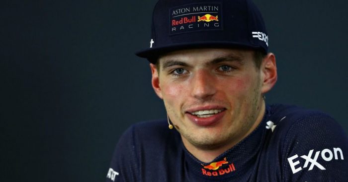 Max Verstappen 'very optimistic, but also realistic'