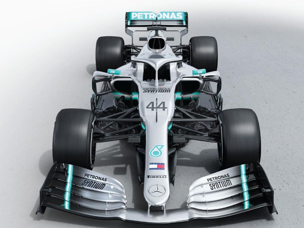 Mercedes unveil the title-chasing W10