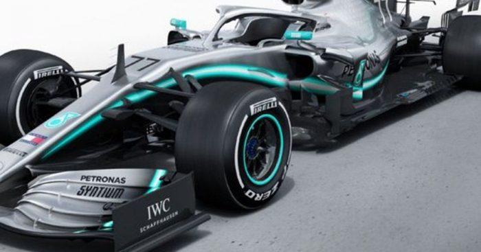 Meet The 2019 Mercedes F1 Car The W10 Planetf1