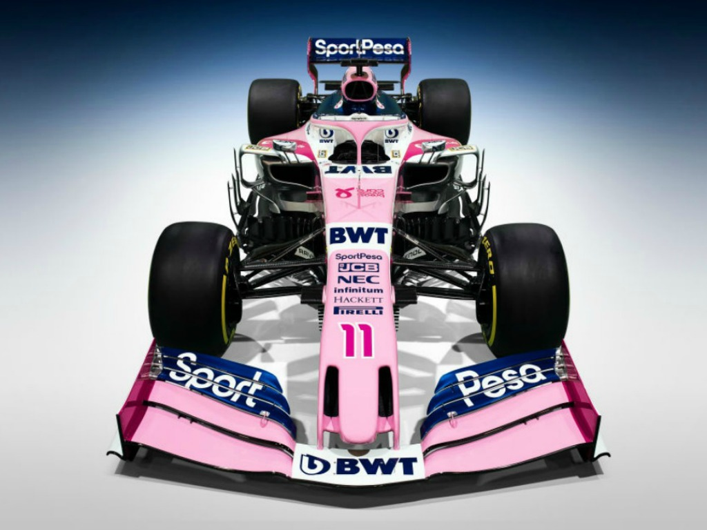 SportPesa Racing Point