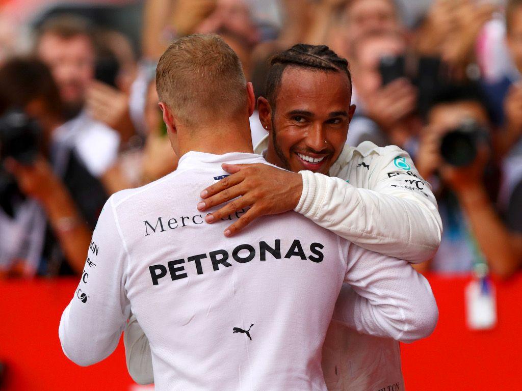 Nico Rosberg 'looking forward' to end of Merc dominance