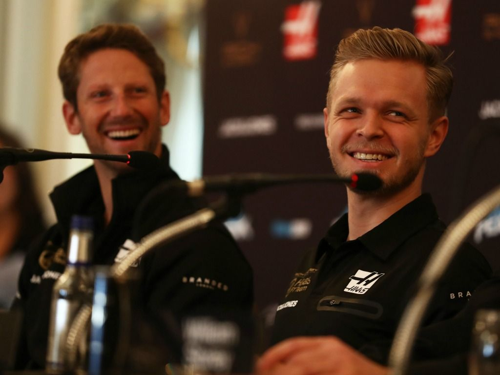 Haas to 'stay on the rise' in 2019 says Magnussen