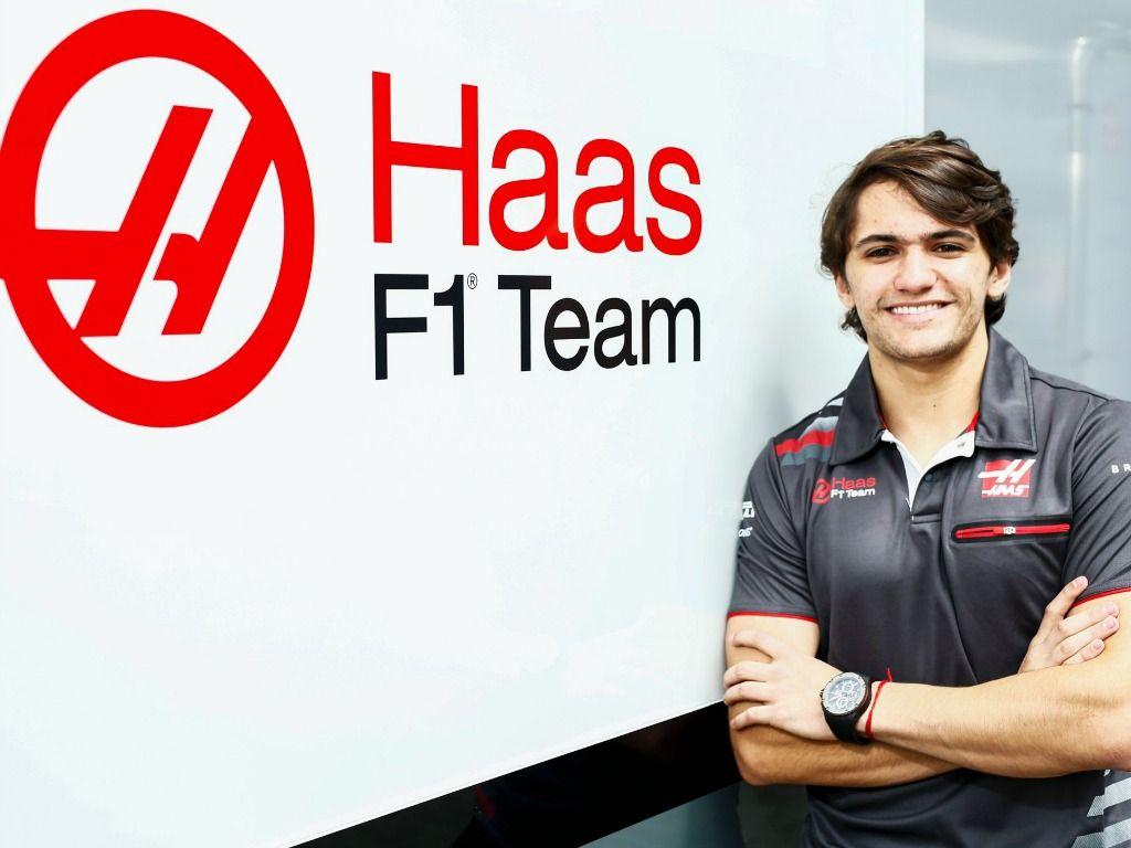 Pietro Fittipaldi to drive new Haas in pre-season test