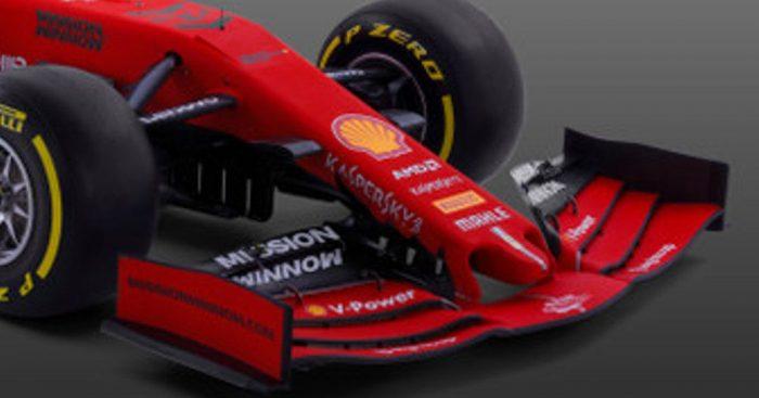Ferrari, Alfa Romeo adopt 'unusual' front wing design