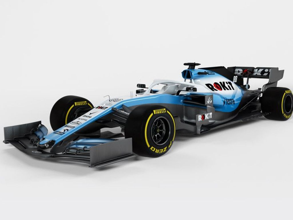 Williams release images of 2019 car, the FW42