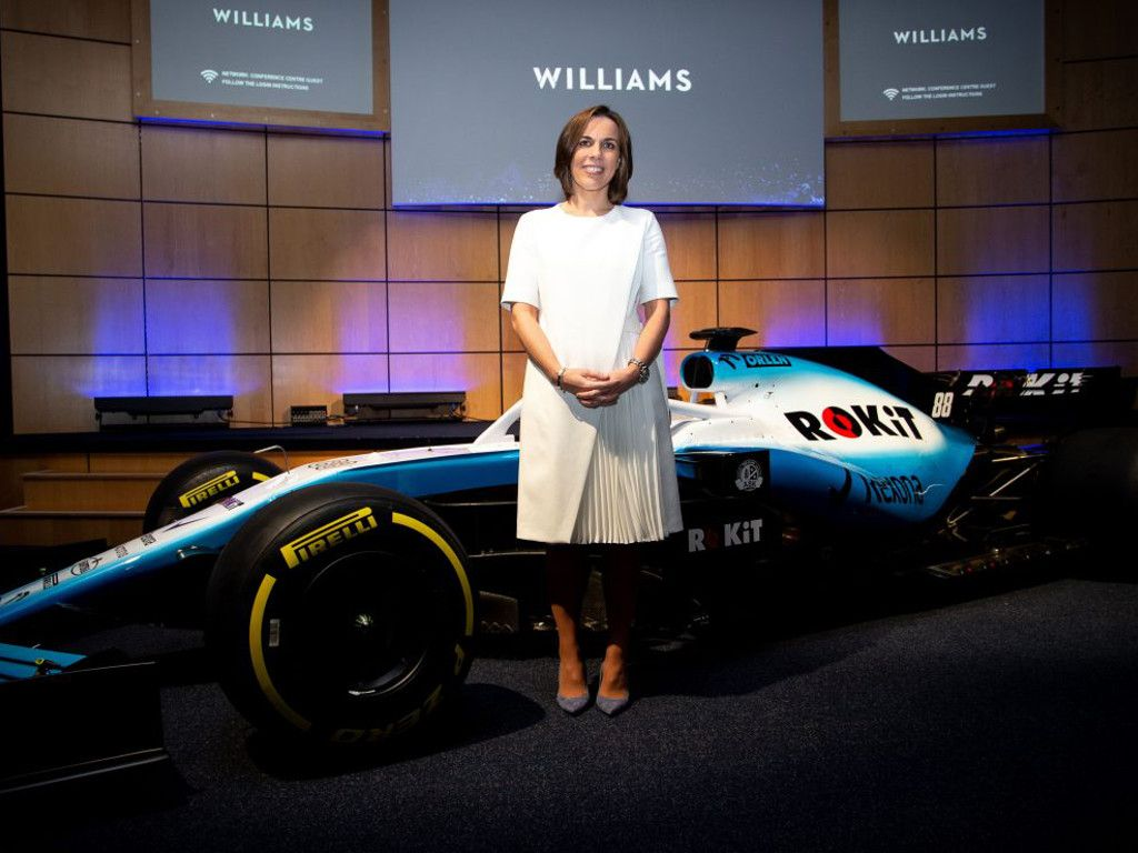 Williams to miss the start of the first test.
