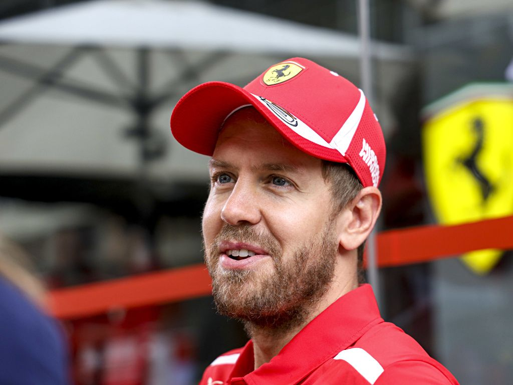 Sebastian Vettel wants to stay at Ferrari to win the World Championship