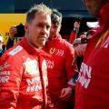 Sebastian Vettel: Thrilled with first day