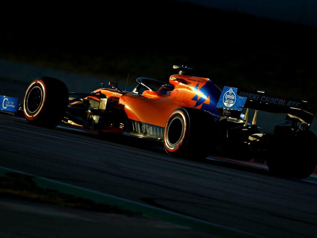 McLaren: Positive first day