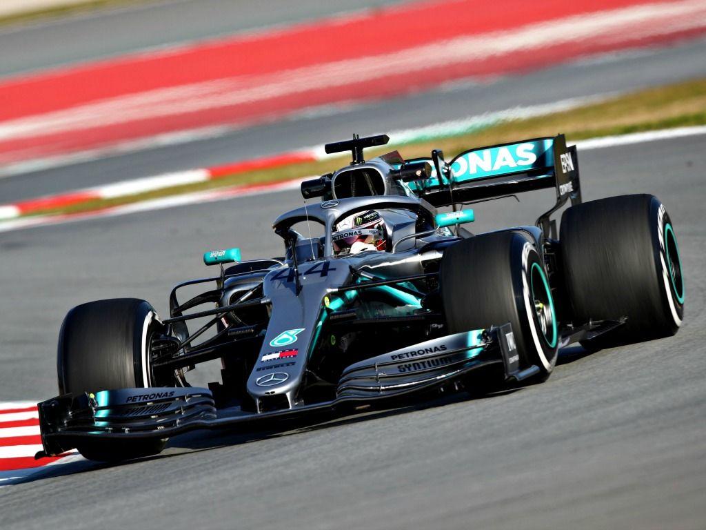 Mercedes Make An Immediate Improvement Planetf1