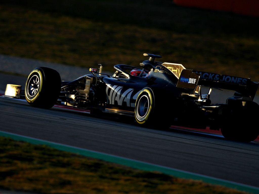 Romain Grosjean: 80' rears just don't work