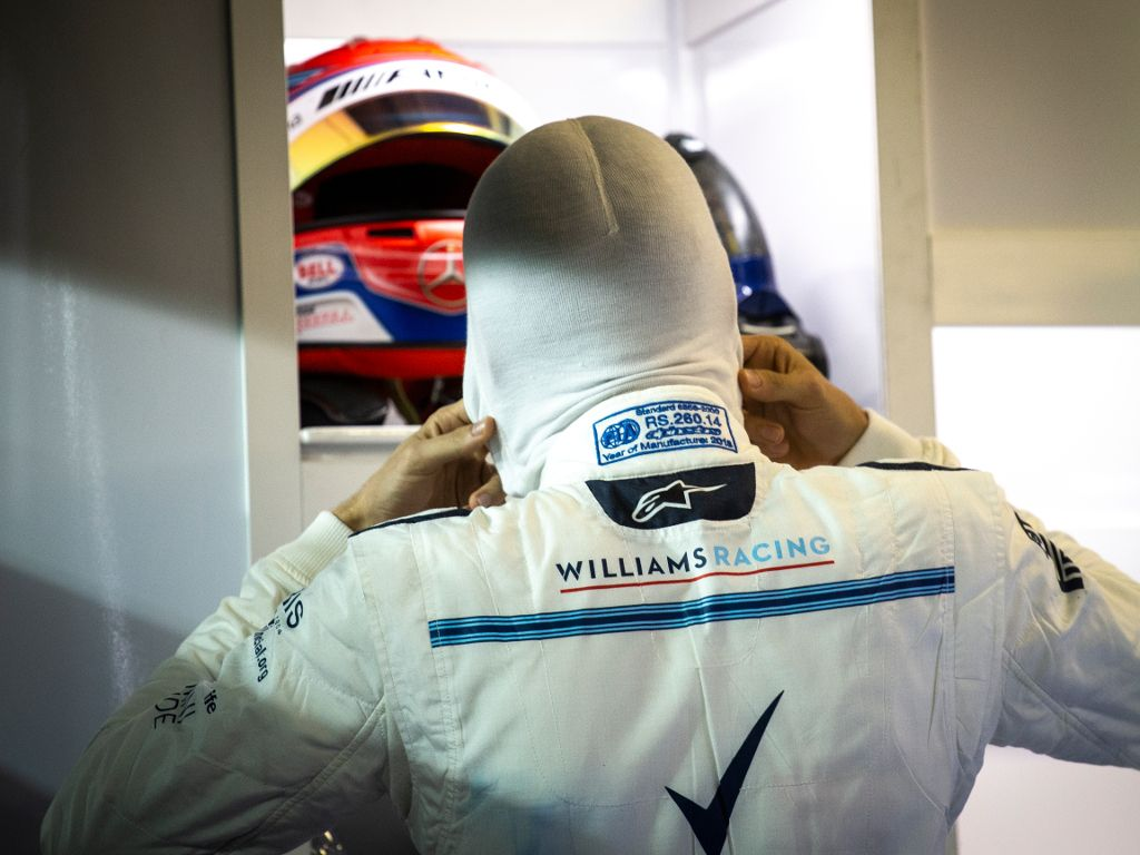 George Russell says missing days won't 'compromise' Williams
