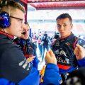 Alexander Albon: Spins on first lap