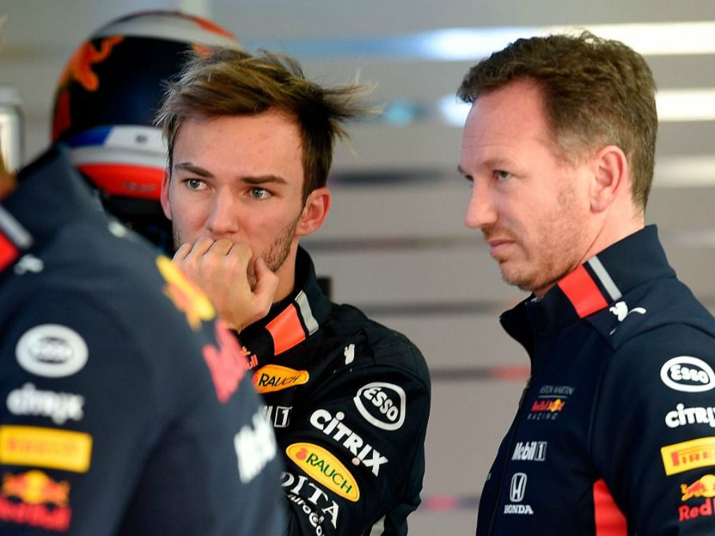 Pierre Gasly: Crash on day two