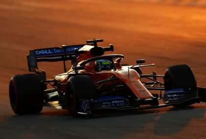 Lando Norris: Good confidence at McLaren