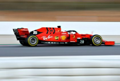 Charles Leclerc: Good first day